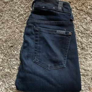 """7 For All Mankind """"Modern Straight"""" Jeans"""